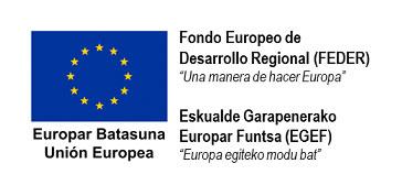 Fondo Europeo de Desarrollo Regional - FEDER